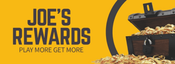 Loyalty Program – Joe's Rewards