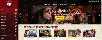 red stag bonuses