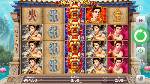 booongo casino games