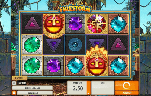 fire storm review and rating