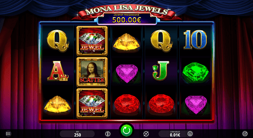 mona lisa jewels pokie review
