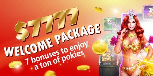 Pokies Parlour Casino Bonuses and Promotions