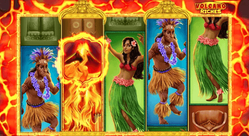 volcano riches review