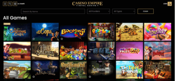 casino empire games