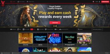 royal rabbit casino online