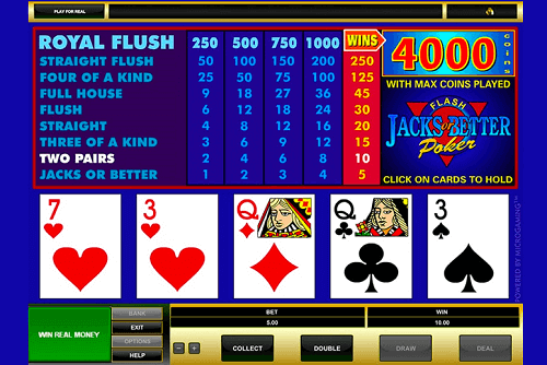 essential video poker tips and tricks