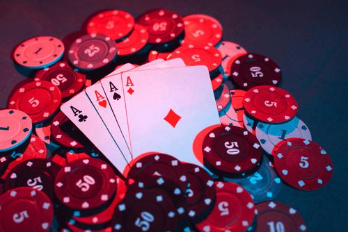 poker definition