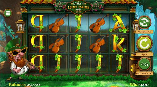 larrys lucky tavern