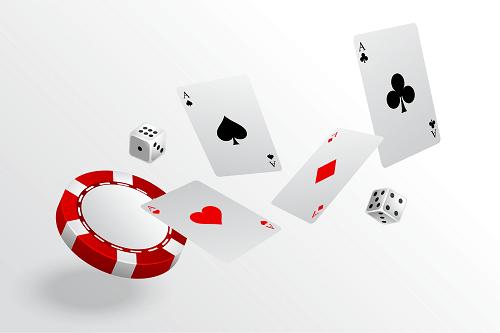 list of blackjack terms