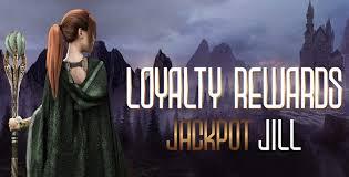Jackpot Jill Loyalty Rewards
